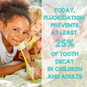 Fluoride prevents tooth decay, Trobough Dental, Troy Trobough DDS