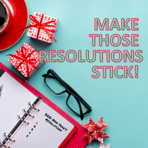 Trobough Dental, Make Those New Year's Resolutions Stick