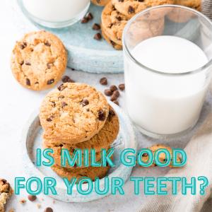 Is Milk Good For Your Teeth? Trobough Dental